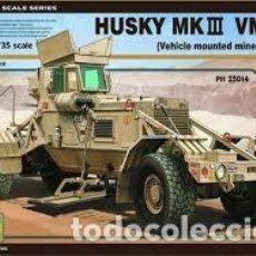 Maquettes: PANDA - HUSKY MK III VMMD 1/35 35014. Lote 195682705