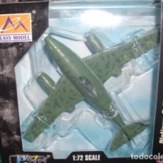 Maquetas: ME 262, EASY MODEL 1/72 SCALE ITEM:36405 PLATINUM COLLECTIBLE.. Lote 193819116