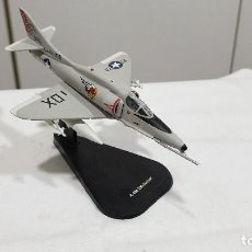Maquettes: ALTAYA A-4M SKYHAWK AVIÓN METAL. Lote 195900837