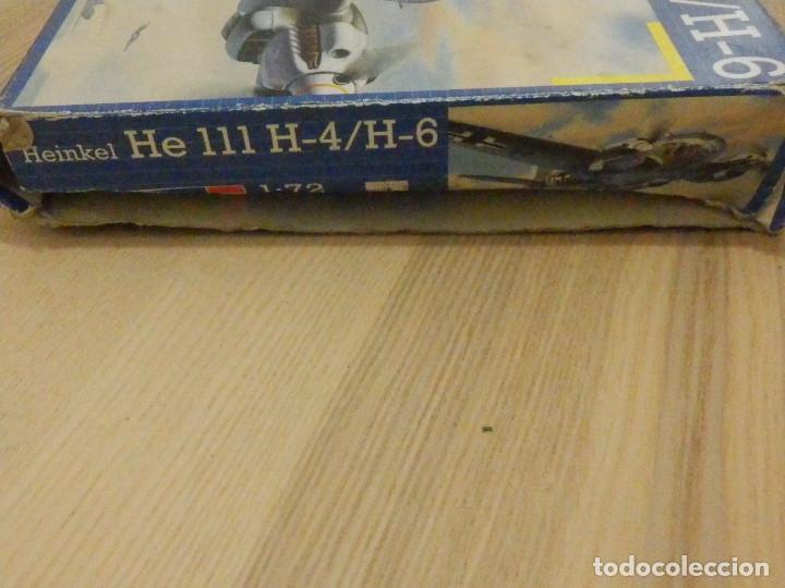 Maquetas: Maqueta Revell Mod. 04315 - Avión Heinkel HE 111 H-4/h-6 - Escala 1:72 - Foto 8 - 196171900