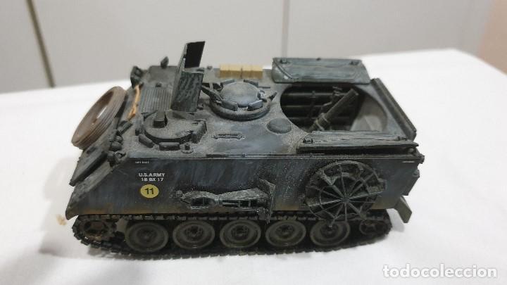 CORGI M106 MORTAR CARRIER US ARMY VIETNAM SERIES 111 VEHICULO TERRESTRE METAL (Juguetes - Modelismo y Radiocontrol - Maquetas - Militar)