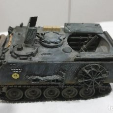 Maquetas: CORGI M106 MORTAR CARRIER US ARMY VIETNAM SERIES 111 VEHICULO TERRESTRE METAL. Lote 196349406
