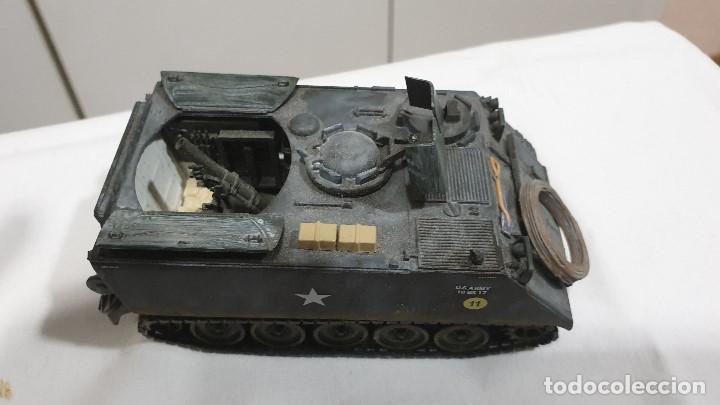 Maquetas: CORGI M106 MORTAR CARRIER US ARMY VIETNAM SERIES 111 VEHICULO TERRESTRE METAL - Foto 2 - 196349406