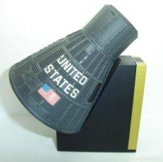 Maquettes: CAPSULA ESPACIAL MERCURY FRIENDSHIP 7 UNITED STATES NASA TOYS AND MODELS CORPORATION. Lote 196890595