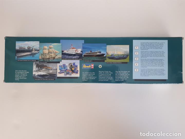 Maquetas: MAQUETA BARCO MISSOURI BATTLESHIP USS ESCALA 1/ 535 50,2 CM REF 05092 REVELL GUERRA NUEVA - Foto 2 - 196984782