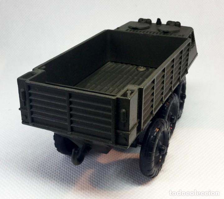 Maquetas: Vehículo militar Solido BERLIET AUROCHS REF 214 6/67 - Foto 3 - 197033862