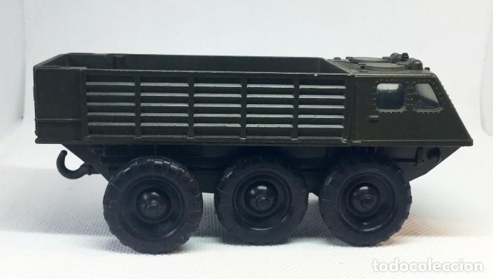 Maquetas: Vehículo militar Solido BERLIET AUROCHS REF 214 6/67 - Foto 5 - 197033862