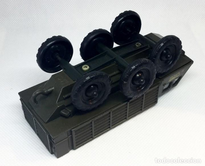 Maquetas: Vehículo militar Solido BERLIET AUROCHS REF 214 6/67 - Foto 6 - 197033862