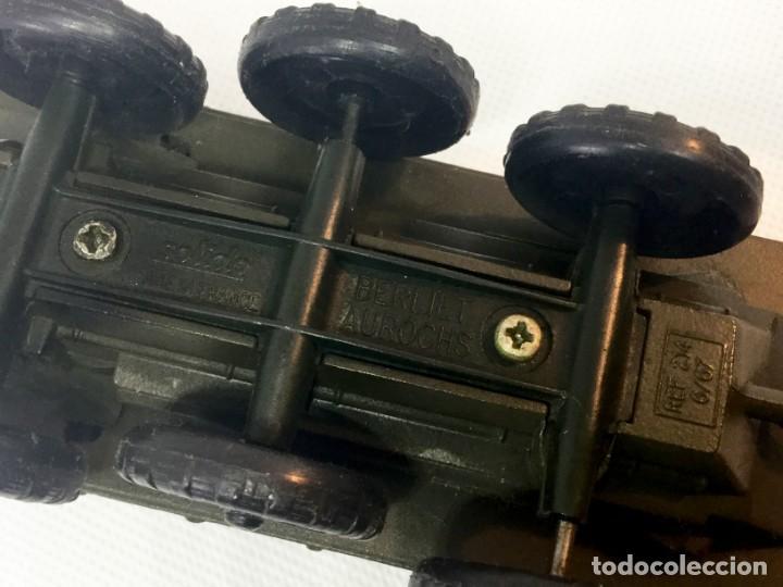 Maquetas: Vehículo militar Solido BERLIET AUROCHS REF 214 6/67 - Foto 7 - 197033862