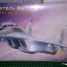 Maquettes: 72107 EASTERN EXPRESS 1/72 JET FIGHTER MIG-29UB SEALED. Lote 197333633