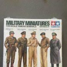 Maquettes: TAMIYA - FAMOUS GENERALS 1/35 MM218. Lote 197497668