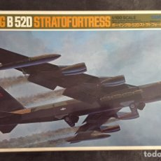 Maquetas: BOEING B-52D STRATOFORTRESS 1:100 TAMIYA 60025 MAQUETA AVIÓN. Lote 197733730