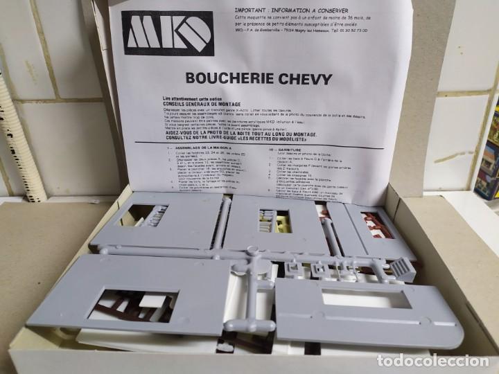 Maquetas: Carnicería- charcutería , MKD 612 , escala 1/87 - Foto 2 - 198744447