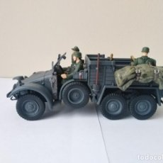 Maquetas: FORCES OF VALOR. GERMAN KFZ 70 PERSONNEL CARRIER. ESCALA 1:32. Lote 198756286
