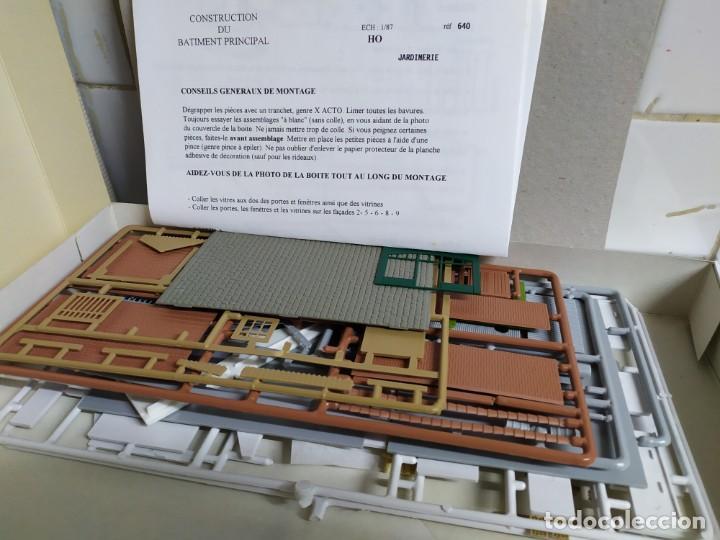 Maquetas: Jardinería , MKD 640 , casa para montar, escala 1/87 - Foto 2 - 198853702