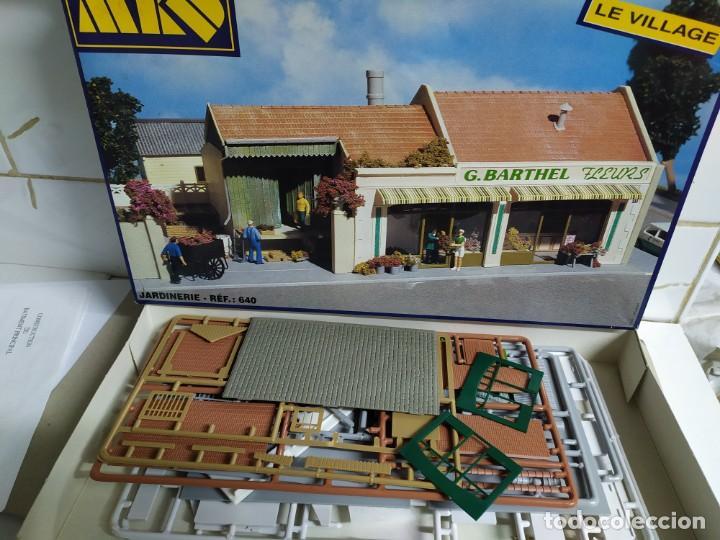 Maquetas: Jardinería , MKD 640 , casa para montar, escala 1/87 - Foto 3 - 198853702