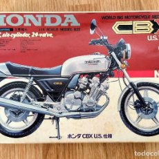 Maquetas: MAQUETA UNION 1/15 - HONDA CBX U.S. TYPE - MONTADA. Lote 198856452