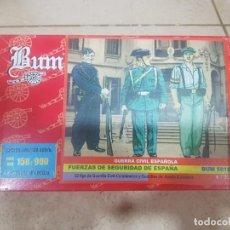 Maquetas: MAQUETA 1/72 BUM FUERZAS DE SEGURIDAD 5010 GUERRA CIVIL ESPAÑOLA. Lote 198958213