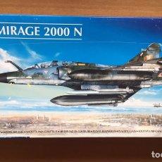 Maquetas: MIRAGE 2000 N 1:72 HELLER 80321 MAQUETA AVIÓN. Lote 199089800