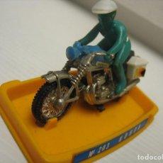 Maquetas: MOTO HONDA DE COMPETICION 203. Lote 199167766