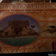 Maquetas: KIT CONSTRUCCION. Lote 199511892