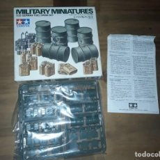 Maquetas: TAMIYA MILITARY MINIATURES 1/35. Lote 199624613