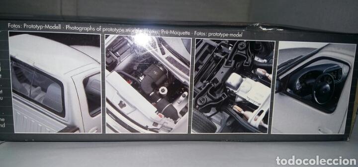 Maquetas: REVELL 97 FORD F - 150 PICKUP. NUEVO. PRECINTADO. ESCALA 1/25. REF 07301. 1996. NIVEL 4 DIFICULTAD. - Foto 4 - 195621110