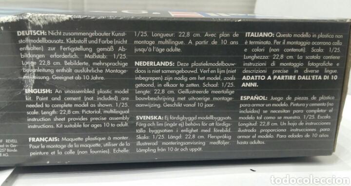 Maquetas: REVELL 97 FORD F - 150 PICKUP. NUEVO. PRECINTADO. ESCALA 1/25. REF 07301. 1996. NIVEL 4 DIFICULTAD. - Foto 7 - 195621110