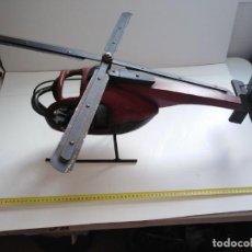 Maquetas: ANTIGUA MAQUETA DE HELICOPTERO MUY GRANDE. Lote 200059333