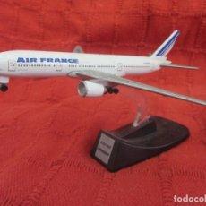 Maquetas: BOEING 777 AIR FRANCE. METAL. Lote 200160370