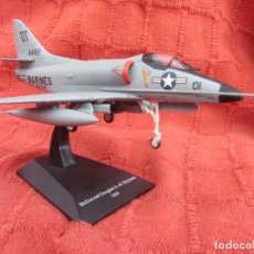 Maquetas: MCDONNELL DOUGLAS A-4C SKAYHAWK. 1:72 ALTAYA. Lote 200162530