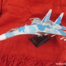 Maquetas: SUKHOI SU-35 SUPER FLANKER. 1:72 ALTAYA. Lote 200164222