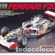 Maquetas: TAMIYA - FERRARI F2001 FULL VIEW | NO. 20054 | 1:20. Lote 200864700