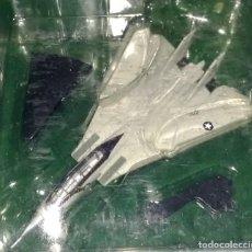 Maquetas: LOTE AVION DE METAL DE COMBATE - CAZA BOMBARDERO EMBARCADO - F14 TOMCAT - US NAVY. Lote 244952970