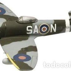 Maquetas: LOTE AVION DE METAL DE COMBATE WWII - HAWKER TEMPEST MK V 1942 INGLATERRA - ESCL 1/100 ITALERI. Lote 201357431