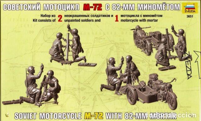 Maquetas: INCREIBLE DIORAMA CON EL MÁXIMO DETALLE 1:35, GRUPO DE MORTEROS RUSO. NUEVO A ESTRENAR - Foto 5 - 224716263