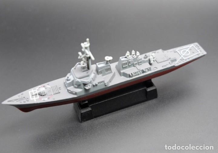 LOTE MAQUETA ECONOMICA BARCO / NAVIO / BUQUE - DESTRUCTOR AEGIS USS - LONG 15 CM (Juguetes - Modelismo y Radiocontrol - Maquetas - Barcos)