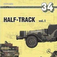 Maquetas: HALF-TRACK VOL. 1 AJ-PRESS. Lote 202909737
