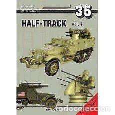 Maquetas: HALF-TRACK VOL. 2 AJ-PRESS. Lote 202909770
