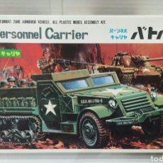 Macchiette: BLUETANK U.S. ARMY PERSONNEL CARRIER. NUEVO EN CAJA. REF TK - 9010. BLUE TANK. SIN DESTROQUELAR.. Lote 203084915