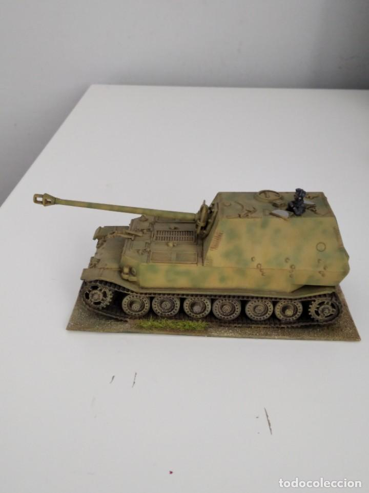 20MM O 1/72 II GM. TANQUE ALEMÁN SD.KFZ,184 ELEFANT (1) PINTADO EN ALTA CALIDAD (Juguetes - Modelismo y Radiocontrol - Maquetas - Militar)