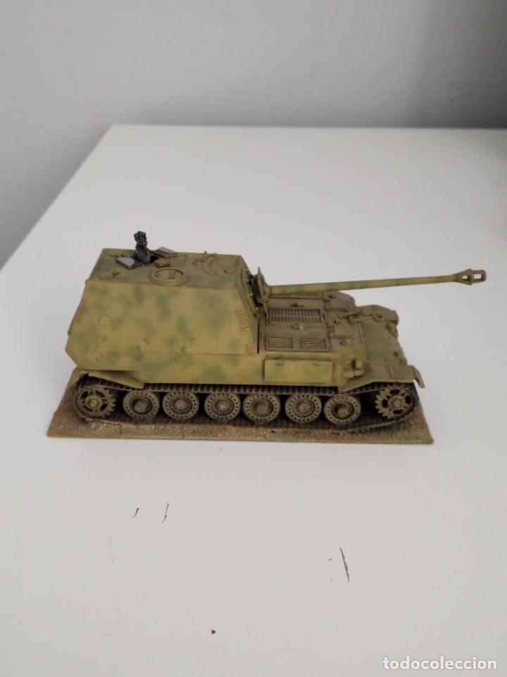 Maquetas: 20mm o 1/72 II GM. TANQUE ALEMÁN Sd.Kfz,184 ELEFANT (1) PINTADO EN ALTA CALIDAD - Foto 2 - 203434698