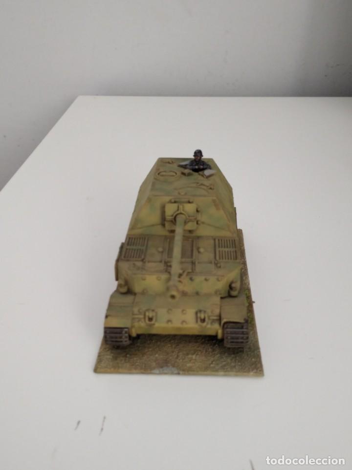 Maquetas: 20mm o 1/72 II GM. TANQUE ALEMÁN Sd.Kfz,184 ELEFANT (1) PINTADO EN ALTA CALIDAD - Foto 3 - 203434698
