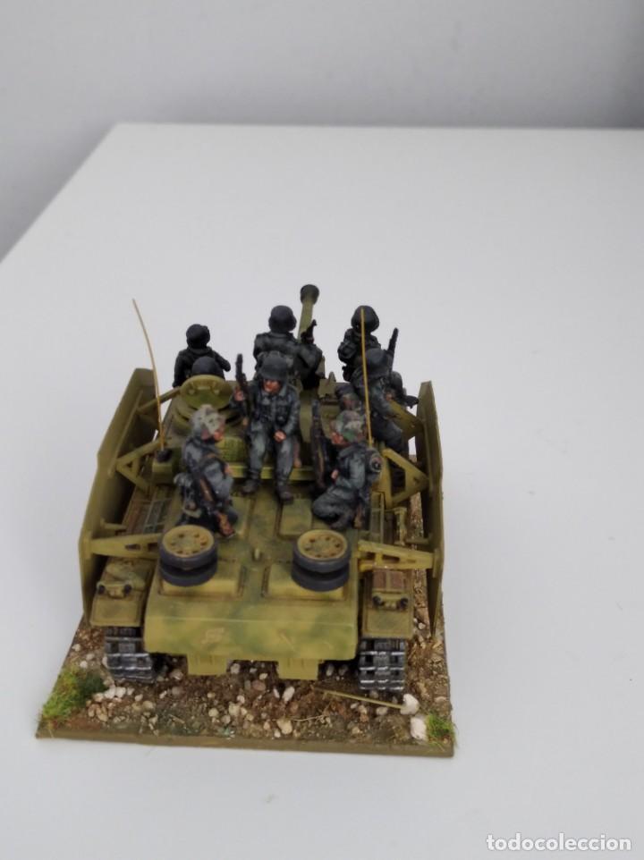 Maquetas: 20mm o 1/72 II GUERRA MUNDIAL TANQUE ALEMÁN STUG III Ausf. G 75MM (1) PINTADO EN ALTA CALIDAD - Foto 4 - 203438036