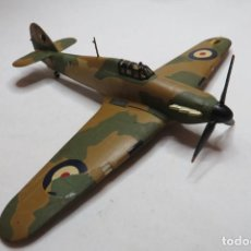 Maquetas: HAWKER HURRICANE ROYAL AIR FORCE 2º G.M. Lote 203539817