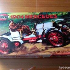 Maquetas: MAQUETA 1904 MERCEDES ESCALA 1/32 - AIRFIX SERIES 2 REF. 02449- 7 - 1978 - COMPLETO !!!. Lote 203769115