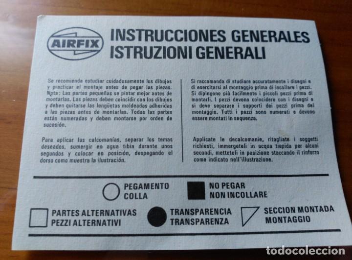 Maquetas: MAQUETA 1904 MERCEDES ESCALA 1/32 - AIRFIX SERIES 2 REF. 02449- 7 - 1978 - COMPLETO !!! - Foto 6 - 203769115