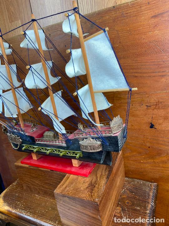 Maquetas: Maqueta de barco muy antiguo - Foto 3 - 204145975