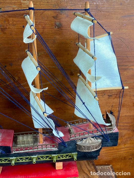 Maquetas: Maqueta de barco muy antiguo - Foto 4 - 204145975