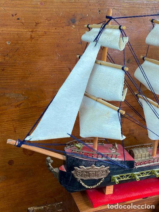 Maquetas: Maqueta de barco muy antiguo - Foto 5 - 204145975